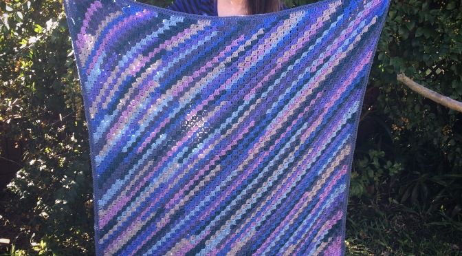 Finished: Sydney Blanket