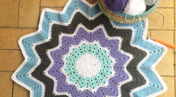Finished: 12 point ripple 3