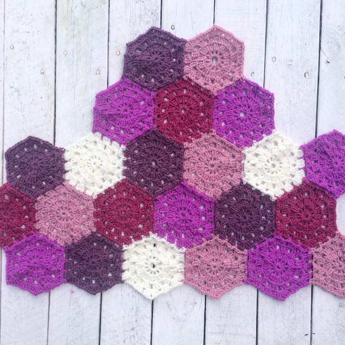Pattern Love: Hexagons
