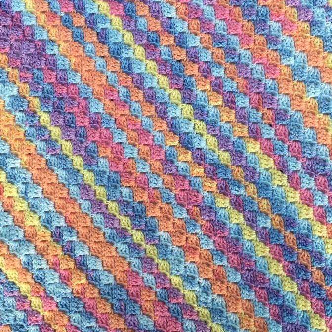 Finished: Baby Blanket