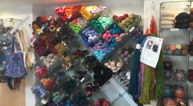 Yarn Store Review: Yarn Durango | Durango Colorado