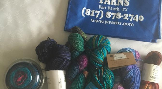 Yarn Store Review: Jenning Street Yarns | Forth Worth Texas