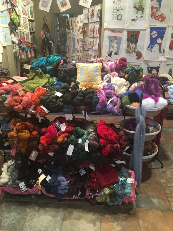 Yarn Store Review: The Quarter Stitch | New Orleans