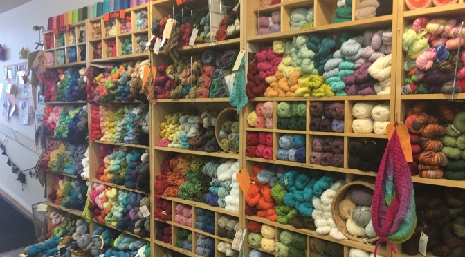 Yarn Store Review: Knitty City | New York