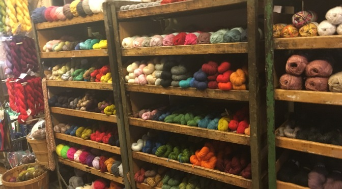 Yarn Store Review: Downtown Yarns | New York