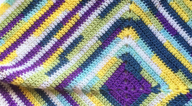 Finished: Purple Square